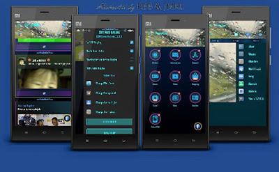 BBM Mod Baliku V3.2.0.6 Apk [Not Clone]