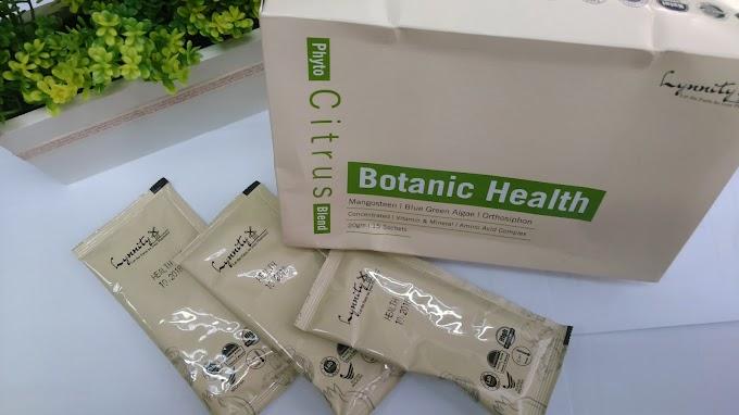 Botanic Health Citrus dan Lynnity Relief Essential Oil Produk Kesihatan Keluaran Lynnity