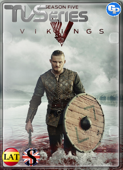 Vikingos (Temporada 5) HD 1080P LATINO/INGLES