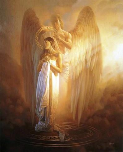 świat I Ja Znajdź Swojego Anioła Stróża
