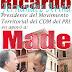 En calidad de Delegado Nacional, Ricardo Fernandez Aviña, viajará en apoyo a Meade