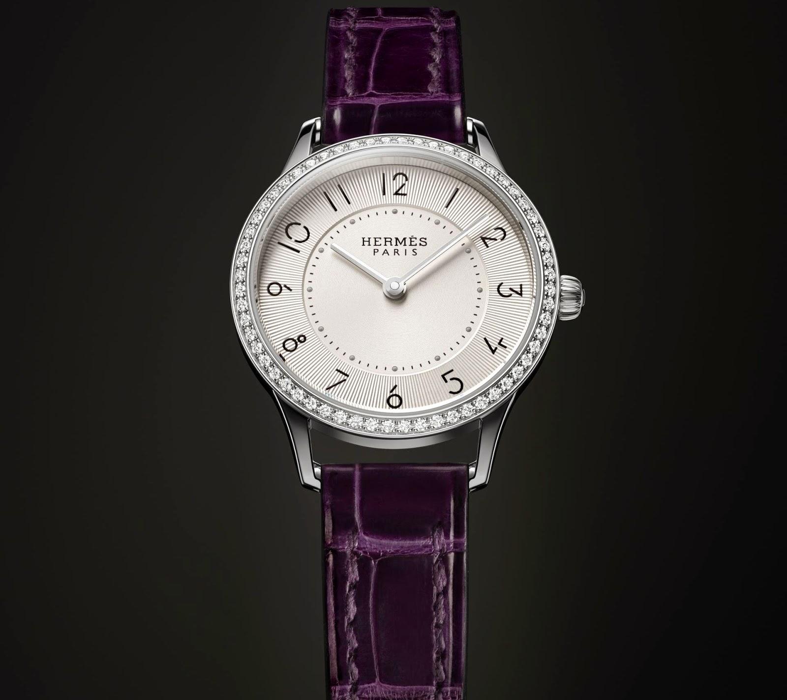 Hermès - Slim d'Hermès Quartz Collection