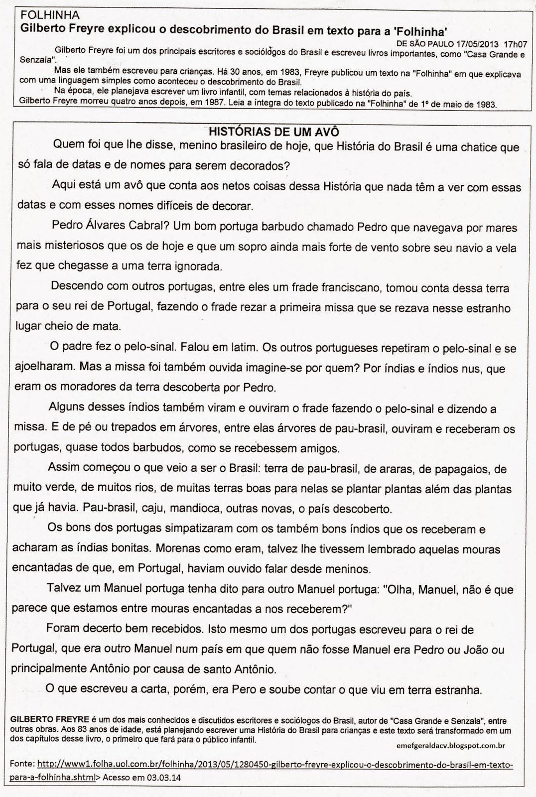 blog da geralda  descobrimento do brasil e dia do  u00cdndio