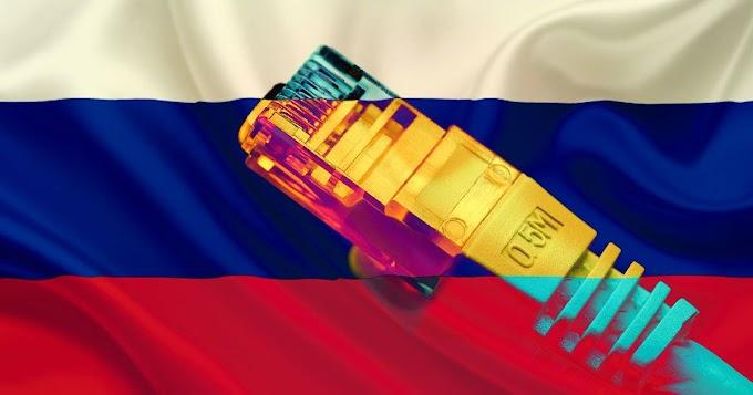 Αποσύνδεση της Ρωσίας από το παγκόσμιο ίντερνετ
