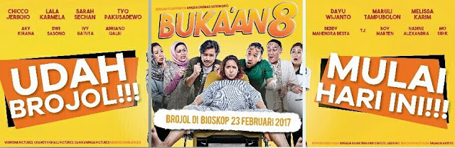 Review Film buka'an 8