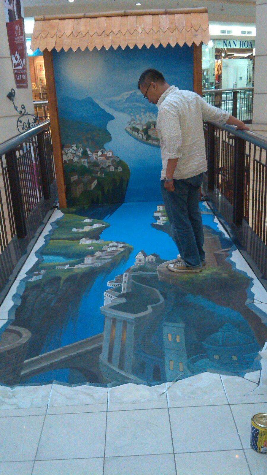 Mural Art Mural Cafe Mural Indonesia Update Kabar