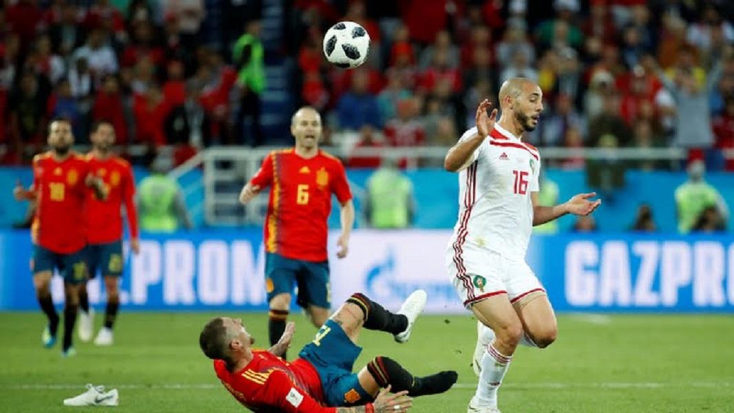 Hasil Pertandingan Spanyol vs Maroko Piala Dunia 2018 Tadi ...