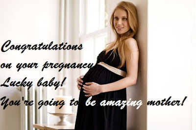 messages for pregnants