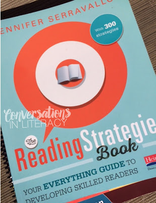 Teacher Resources for Summer PD The Reading Strategies Book