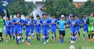 Persib Bandung Batalkan Pertandingan Uji Coba Kedua kontra Yogyakarta Selections