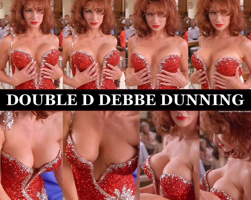 Debbe dunning boob