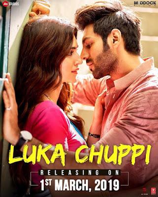 Luka Chuppi 2019 Hindi 720p HDTV 900MB