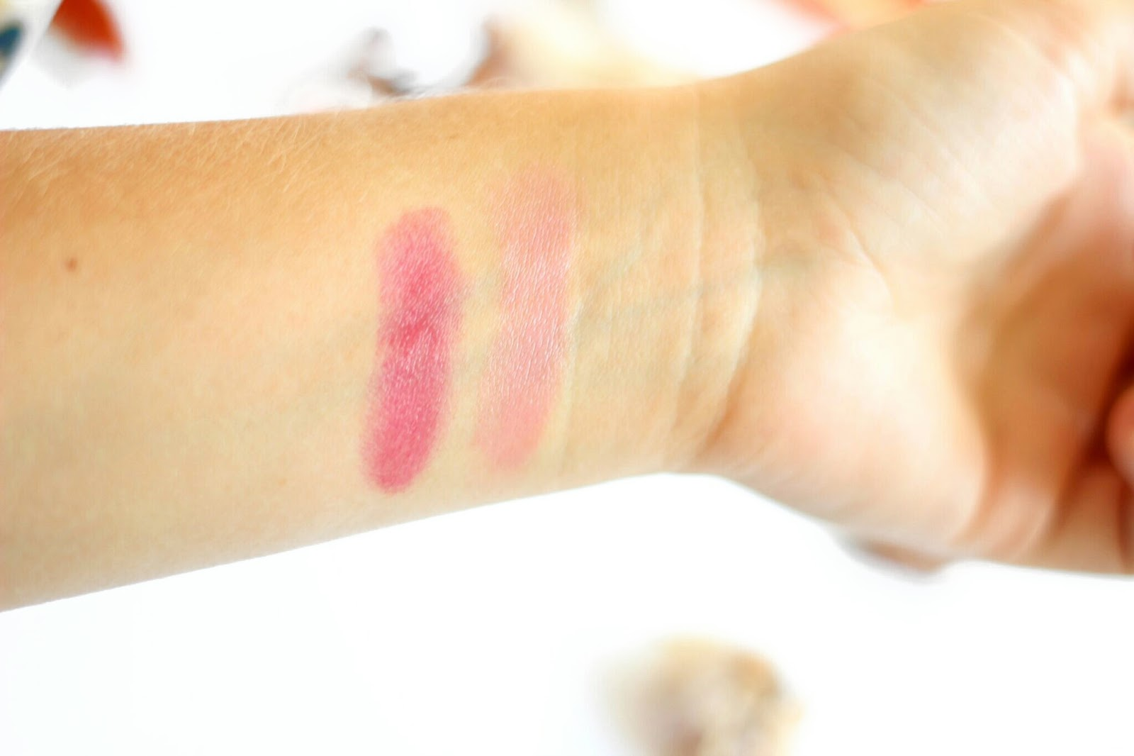 Maybelline Baby Lips Holiday Spice Collection Swatches