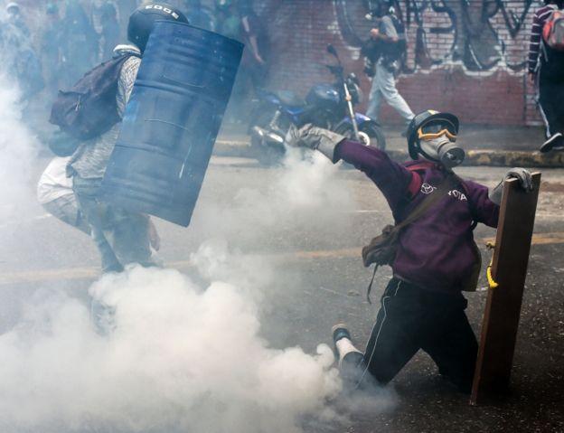 Foro Penal Venezolano contabilizó 1.991 detenidos durante manifestaciones