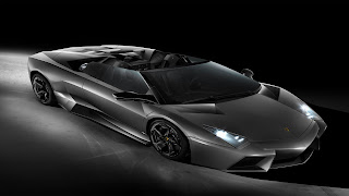 Dream Fantasy Cars-Reventón Roadster