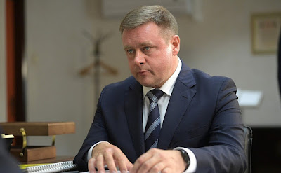 Governor of Ryazan Region Nikolai Lyubimov