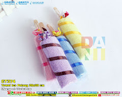 Towel Ice Potong 20×20 Cm