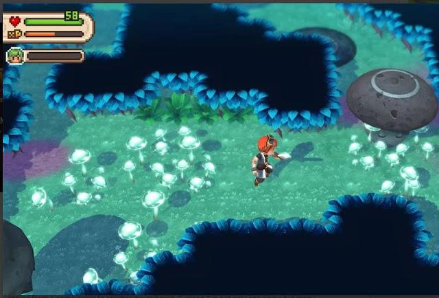 Game RPG Offline Ringan Evoland 2 Apk