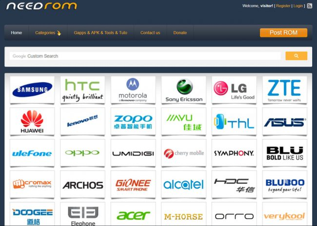 The Best Websites to Download Android Firmware and ROM (All