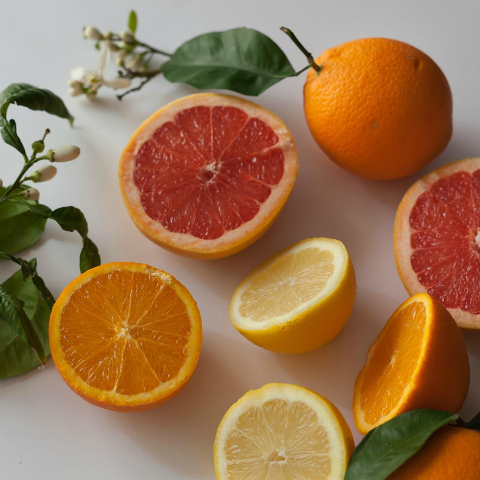 Andalucian oranges