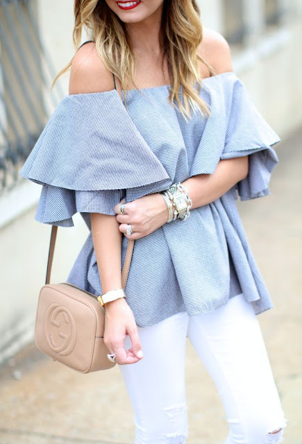 HOWTO WEAR THE OFF THE SHOULDER TREND | FASHION  TREND | SPRING/SUMMER FASHION TREND 2016