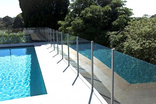 Glass Pool Fences Brooklyn NYC