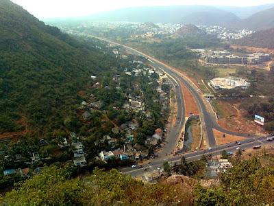 Visakhapatnam city story
