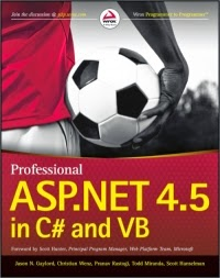 Professional Asp Net 4 5 In C And Vb Free Download Ebooks Asp Net Mvc C Net Vb Net Windows Application Wpf Javascript Jquery Html Tips And Tricks Gridview