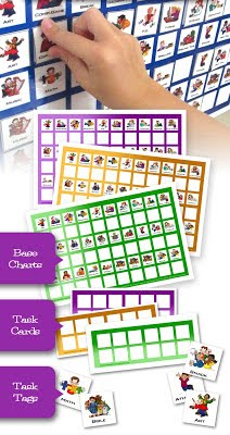 Task Cards from The Unlikely Homeschool