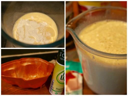 Fanny Cradock Milk Pudding