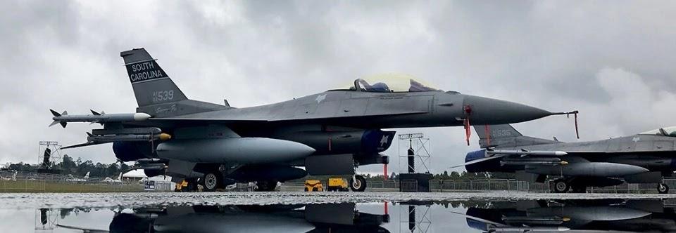 Lockheed Martin отримала контракт на F-16 для Болгарії