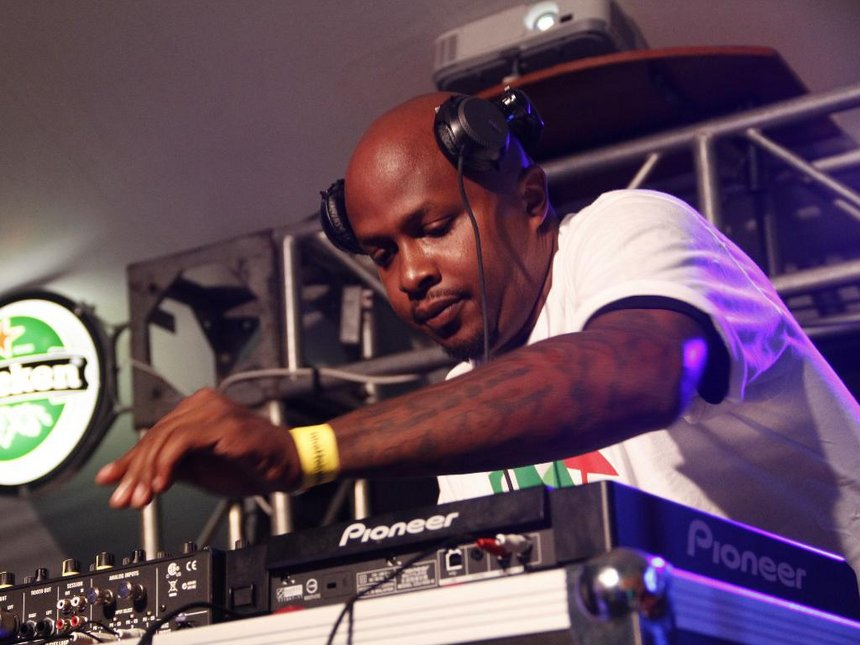 DJ Creme dela Creme Best DJ In Kenya Tape
