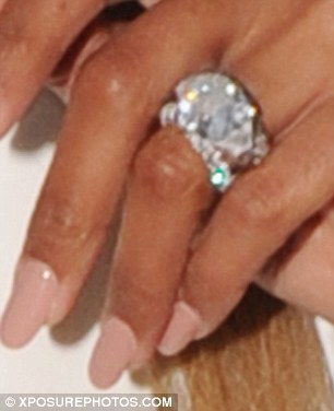 Wearing Engagement Ring In Johannesburg