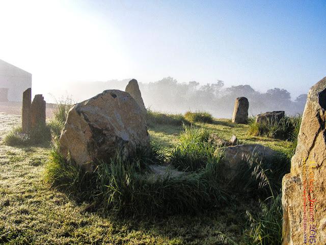 THE HENGE BYWONG NSW AUSTRALIA