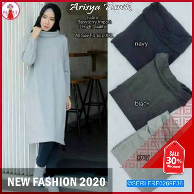 FRF0269F36 Arisya Tunik Sabyan BMGShop