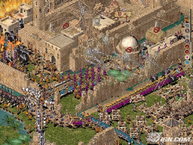 download game stronghold crusader extreme full version pc