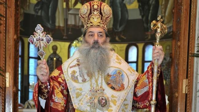 Μητροπολίτης Πειραιώς: Θα τους αποκαλώ Σκοπιανούς και όχι Μακεδόνες