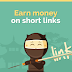 shorte.st link Shortener and money earning through Short link