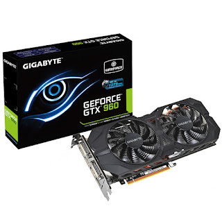 كارت شاشة  Gigabyte GeForce GTX 960