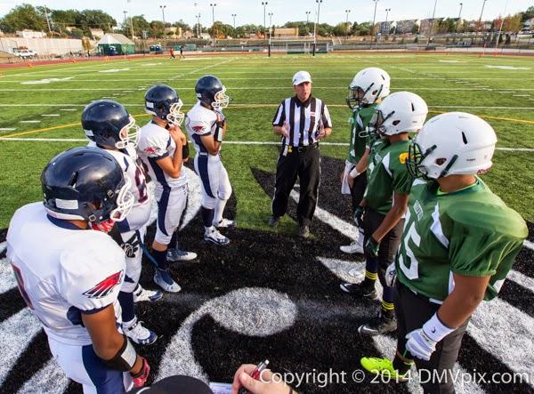 Fairfax High School Football Results