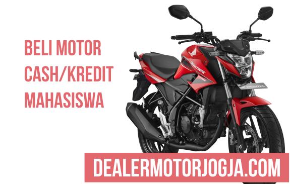 Cara Beli Motor Honda Cash / Kredit untuk Mahasiswa