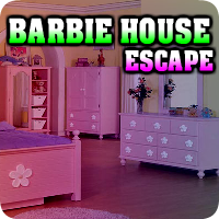 AvmGames Barbie House Escape
