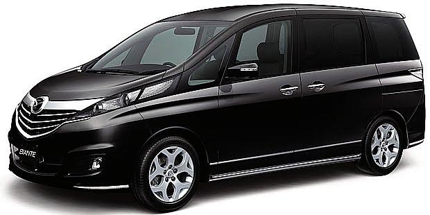 Harga dan Spesifikasi Mazda Biante GRANZ Terbaru