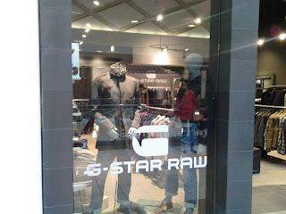 efb9577521 Tomorrow s News Today - Atlanta  G-Star RAW Opens Teaser Store at ...