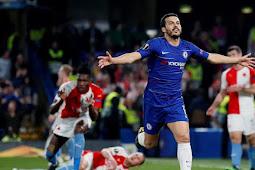 Chelsea Lolos ke semifinal di kompetisi UEFA Europe League!!!