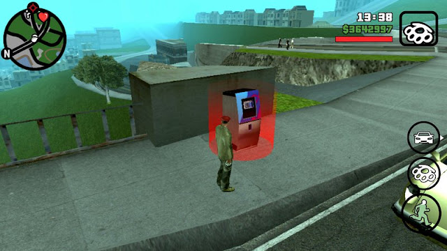 Toll Booth at Golden Gate Bridge for Android by eshan mod download cleo