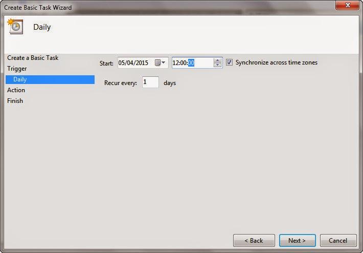 Cara Menggunakan Task Scheduler Windows