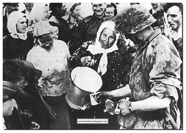 soviet union 1941 women milk