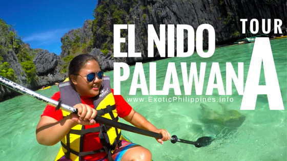 El Nido Tour A Lagoons and Beaches Itinerary Exotic Philippines Travel Blog