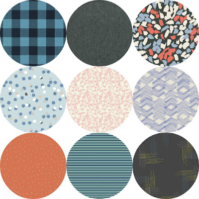 Capsule wardrobe fabric options, SEWN sewing blog